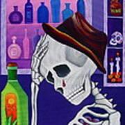 La Vida No Vale Nada Dos Print by Evangelina Portillo