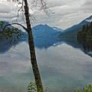 Lake Crescent - Washington - 01 Print by Gregory Dyer