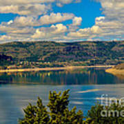 Lake Roosevelt Print by Robert Bales