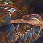 Last Flight Print by Karina Llergo Salto