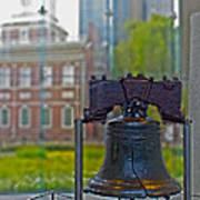 Liberty Bell Print by Tom Gari Gallery-Three-Photography