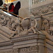 Library Of Congress - Washington Dc - 011313 Print by DC Photographer