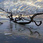Loch Ness Print by Debra and Dave Vanderlaan