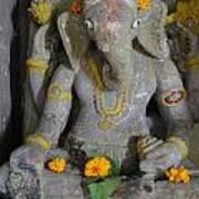 Lord Ganesha Print by Makarand Kapare