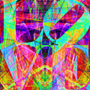 Love Fractals 20130707 Print by Wingsdomain Art and Photography