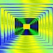 Luminous Energy 18 Print by Will Borden
