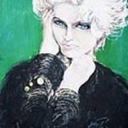 Madonna  Print by Jade Pasteur