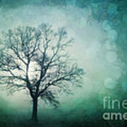 Magic Tree Print by Priska Wettstein