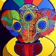 Mariantonia Print by Jose Miguel Perez Hernandez