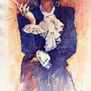 Marlen Dietrich  Print by Yuriy  Shevchuk