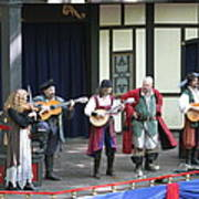 Maryland Renaissance Festival - People - 121257 Print by DC Photographer