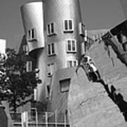 Massachusetts Institute Of Technology Stata Center Print by University Icons