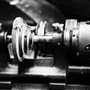 Mechanism Print by Karol Livote