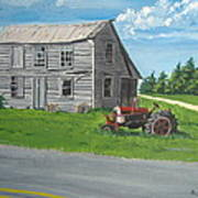 Memories... Print by Norm Starks