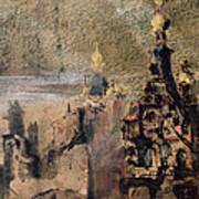 Memory Of Spain Print by Victor Hugo