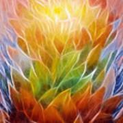 Metamorphosis Print by Ann Croon