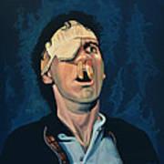 Michael Palin Print by Paul Meijering