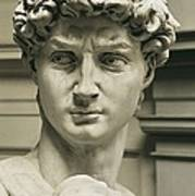 Michelangelo 1475-1564. David Print by Everett