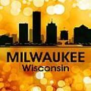 Milwaukee Wi 3 Print by Angelina Vick