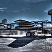 Mitchell B-25j Print by Tommy Anderson