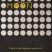 Moon Print by Ayse Deniz