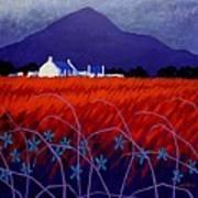 Mountain View  Print by John  Nolan