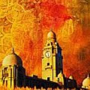 Municipal Corporation Karachi Print by Catf