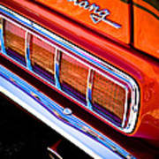 Mustang Mach 1 Print by Phil 'motography' Clark