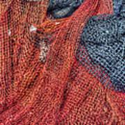 Nautical Nets Print by Heidi Smith
