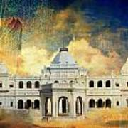 Nawab's Palace Print by Catf