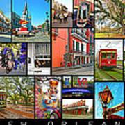 New Orleans Print by Steve Harrington