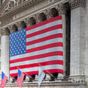 New York Stock Exchange IIi Print by Clarence Holmes