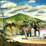Nostalgia Arcadia Valley 1985  Print by Kip DeVore