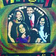 Obama Family Victory Print by Tony B Conscious