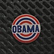 Obama Print by Rob Hans