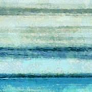 Ocean 4 Print by Angelina Vick