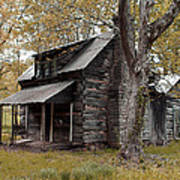 Old Home Place Print by TnBackroadsPhotos