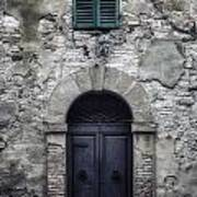 Old Italian House Print by Joana Kruse