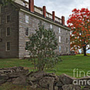 Old Stone House Print by Charles Kozierok