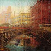 Once A Rainy Day Print by Jack Zulli