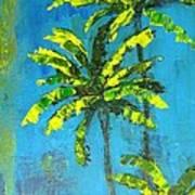 Palm Trees Print by Patricia Awapara