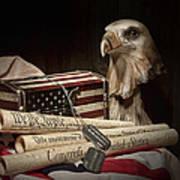Patriotism Print by Tom Mc Nemar