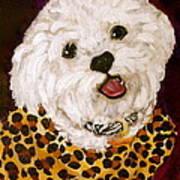 Pebbles Print by Debi Starr