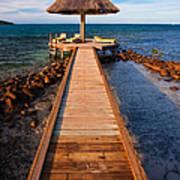 Perfect Vacation Print by Adam Romanowicz