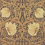 Pimpernel Wallpaper Design Print by William Morris