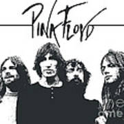 Pink Floyd No.05 Print by Unknow