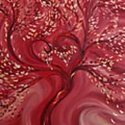 Pink Splendor Print by Felix Concepcion