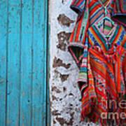 Ponchos For Sale Print by James Brunker