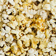 Popcorn - Featured 3 Print by Alexander Senin