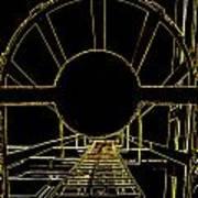 Portal Print by Guy Pettingell